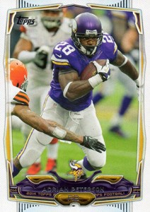 2014 Topps Football Variation Short Prints Guide 82