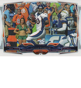2014 Topps Football Variation Short Prints Guide 36