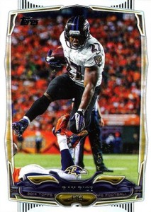 2014 Topps Football Variation Short Prints Guide 45