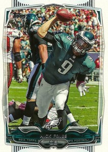 2014 Topps Football Variation Short Prints Guide 51