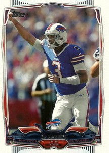 2014 Topps Football Variation Short Prints Guide 65