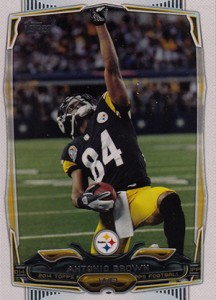 2014 Topps Football Variation Short Prints Guide 81