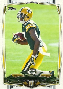 2014 Topps Football Variation Short Prints Guide 176