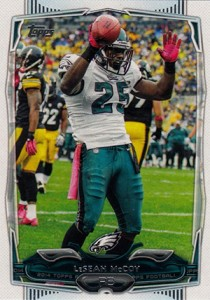 2014 Topps Football Variation Short Prints Guide 87