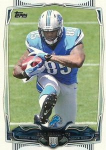 2014 Topps Football Variation Short Prints Guide 178