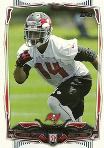 2014 Topps Football Variation Short Prints Guide 182