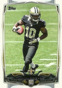 2014 Topps Football Variation Short Prints Guide 186