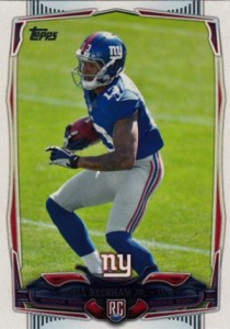 2014 Topps Football Variation Short Prints Guide 188