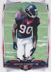 2014 Topps Football Variation Short Prints Guide 190