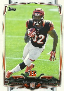 2014 Topps Football Variation Short Prints Guide 204