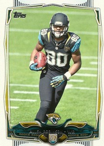 2014 Topps Football Variation Short Prints Guide 210