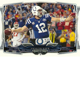 2014 Topps Football Variation Short Prints Guide 95