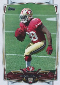 2014 Topps Football Variation Short Prints Guide 214