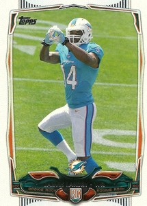 2014 Topps Football Variation Short Prints Guide 220