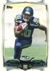 2014 Topps Football Variation Short Prints Guide 226