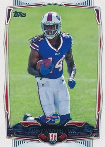 2014 Topps Football Variation Short Prints Guide 248