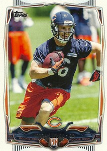 2014 Topps Football Variation Short Prints Guide 254