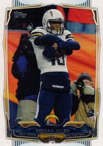2014 Topps Football Variation Short Prints Guide 117