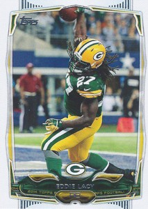 2014 Topps Football Variation Short Prints Guide 111