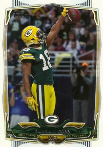 2014 Topps Football Variation Short Prints Guide 121