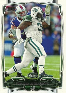 2014 Topps Football Variation Short Prints Guide 135