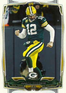 2014 Topps Football Variation Short Prints Guide 151