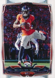 2014 Topps Football Variation Short Prints Guide 33
