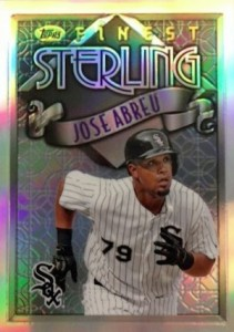 2014 Topps Finest Baseball Sterling Abreu