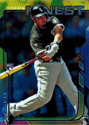 Top Jose Abreu Rookie Card and Prospect Cards 11