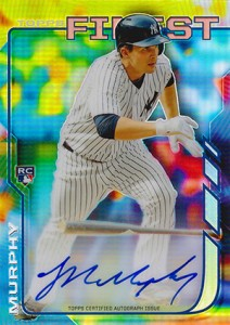 2014 Topps Finest Baseball Rookie Autographs Gallery, Guide 7
