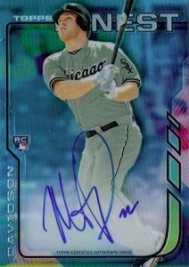 2014 Topps Finest Baseball Rookie Autographs Gallery, Guide 24