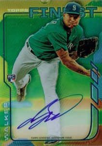 2014 Topps Finest Baseball Rookie Autographs Gallery, Guide 13