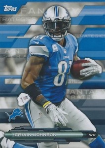 2014 Topps Football Fantasy Strategies