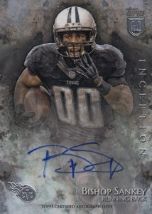2014 Topps Inception Football Rookie Autographs Gallery, Guide 6