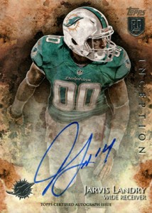 2014 Topps Inception Football Rookie Autographs Gallery, Guide 26