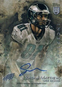 2014 Topps Inception Football Rookie Autographs Gallery, Guide 27