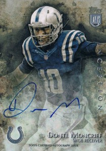 2014 Topps Inception Football Rookie Autographs Gallery, Guide 30