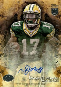 2014 Topps Inception Football Rookie Autographs Gallery, Guide 32