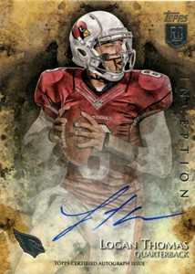 2014 Topps Inception Football Rookie Autographs Gallery, Guide 36