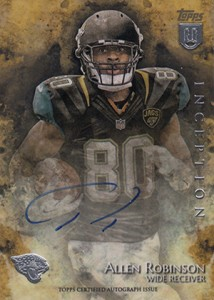 2014 Topps Inception Football Rookie Autographs Gallery, Guide 4