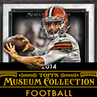 2014 Topps Museum Collection Football Cards