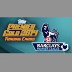 2014 Topps Premier Gold Soccer Cards