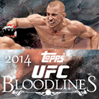 2014 Topps UFC Bloodlines Trading Cards