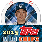 2015 Topps MLB Chipz