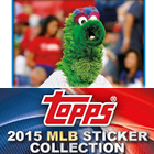 2015 Topps MLB Stickers