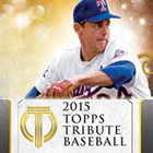 2015 Topps Tribute Baseball Cards
