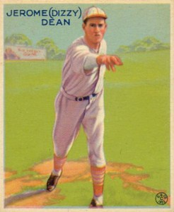 Top 10 Dizzy Dean Baseball Cards 10