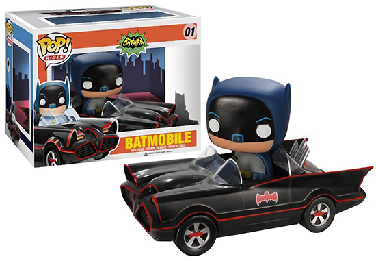 Ultimate Funko Pop Batman 1966 Classic TV Figures Checklist and Gallery 19