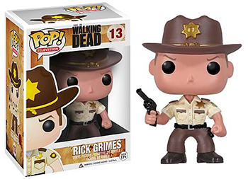 Funko Pop Walking Dead 13 Rick Grimes