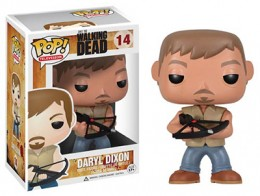 Funko Pop Walking Dead 14 Daryl Dixon 9-Inch